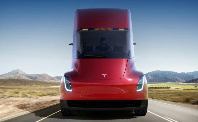 Tesla Semi: así es el nuevo camión eléctrico de Musk