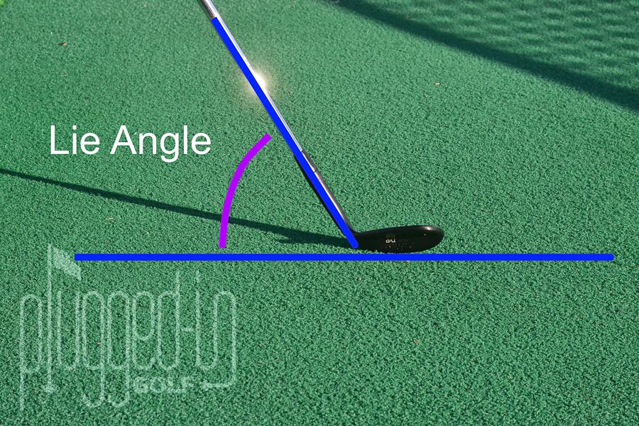 Lie Angle (2)