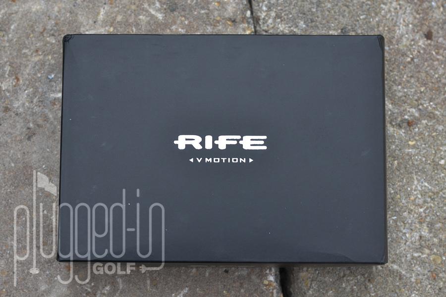 Rife Golf Balls (2)