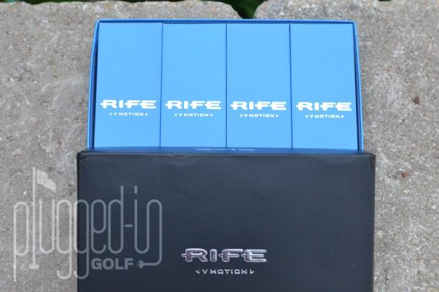 Rife Golf Balls (4)