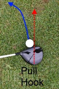 Ball Flight Lesson 2 Pull Hook