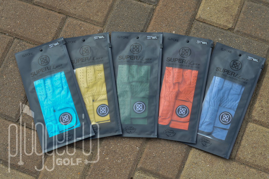 G Fore Golf Gloves (2)