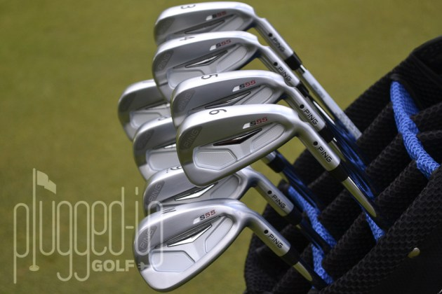 PING S55 Irons (2)