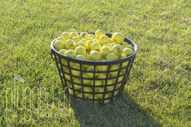 Hit Fewer Golf Balls (1)