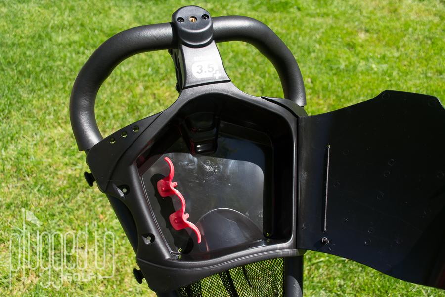 Clicgear 3.5 Push Cart (9)