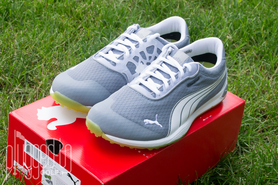 482d63154cd Puma Biofusion Mesh Spikeless Golf Shoes Review