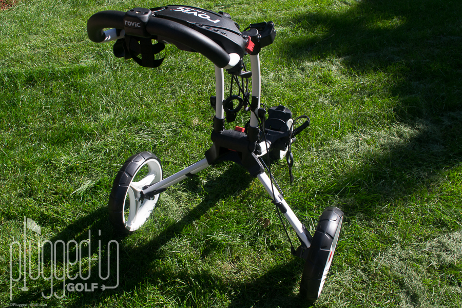 Rovic RV1C Push Cart (4)