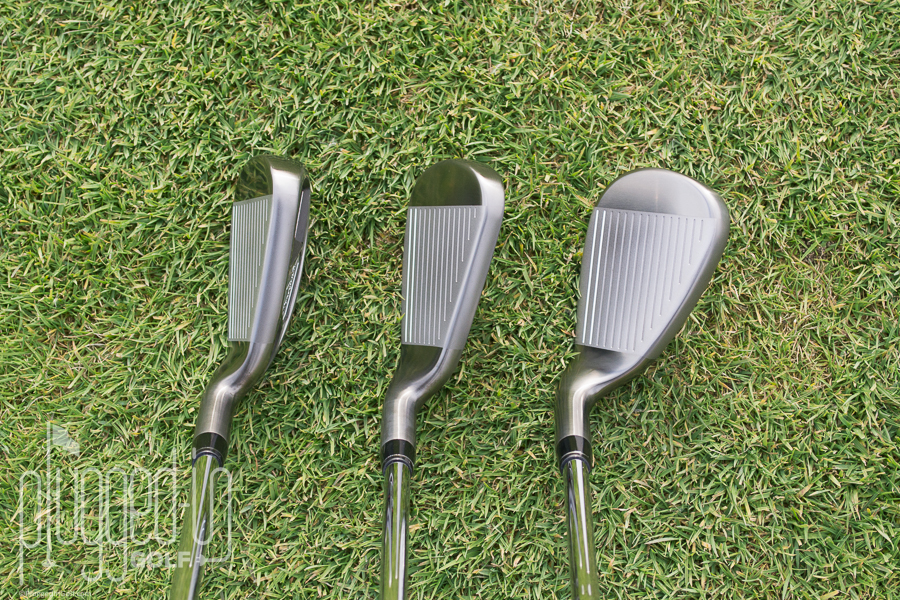 Callaway Big Bertha Irons Review Plugged In Golf