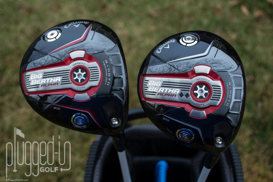 Callaway Big Bertha Alpha 815 Driver Review Plugged In Golf