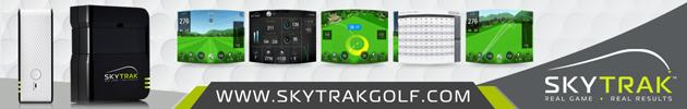 SkyTrak Banner Ad