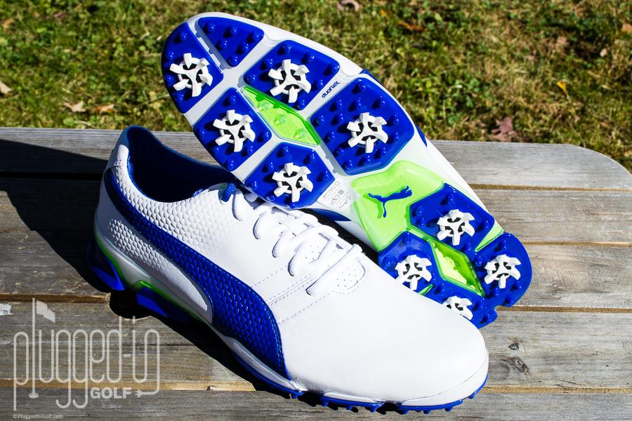64ce63d82cf Puma TitanTour Ignite Golf Shoe Review