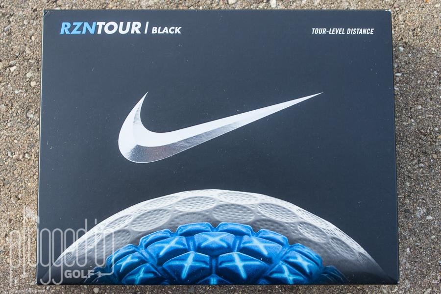 Nike RZN Tour Black Golf Ball_0014