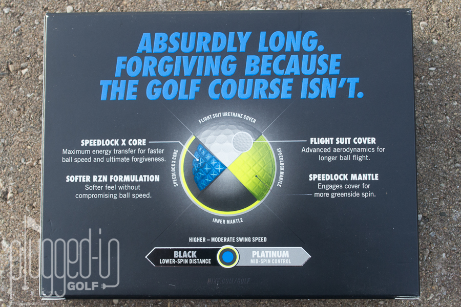 Nike RZN Tour Black Golf Ball_0016