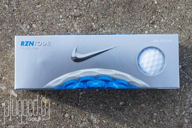 Nike RZN Tour Platinum Golf Ball_0007