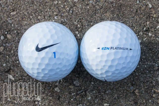 Nike RZN Tour Platinum Golf Ball_0010