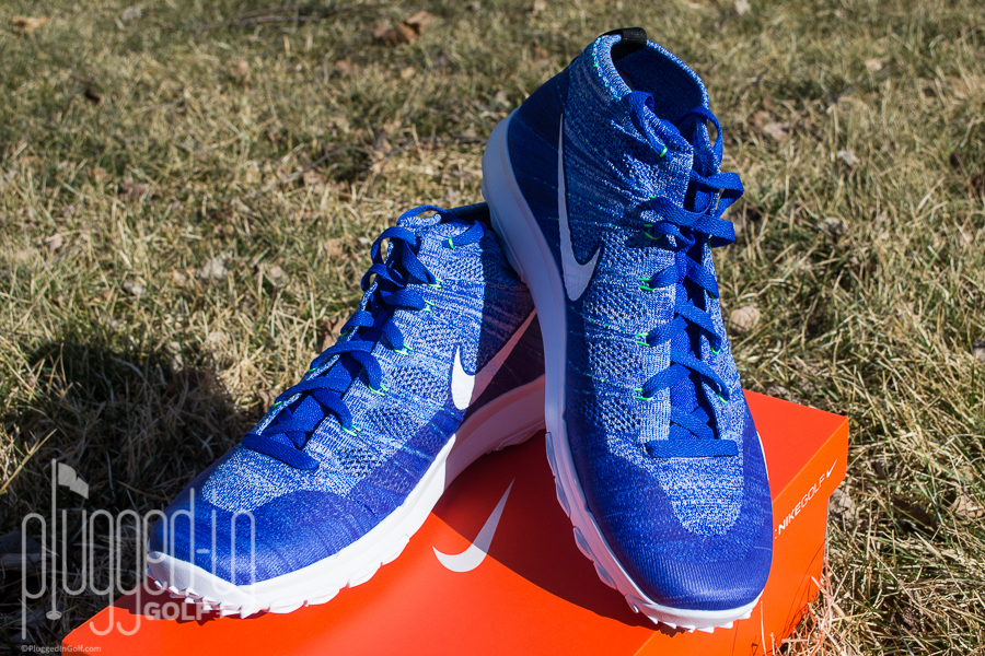 a8f35af41b9e Nike Flyknit Chukka Golf Shoe Review - Plugged In Golf
