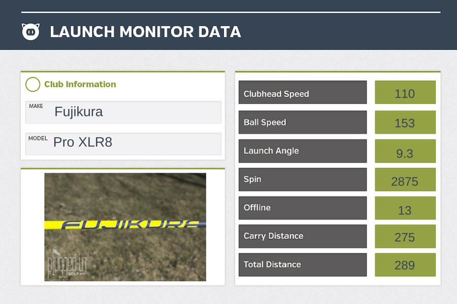 Fuji-Pro-XLR8-LM