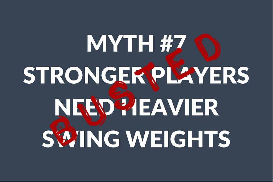 Can Swing Weight Affect Performance Golf Myths Unplugged