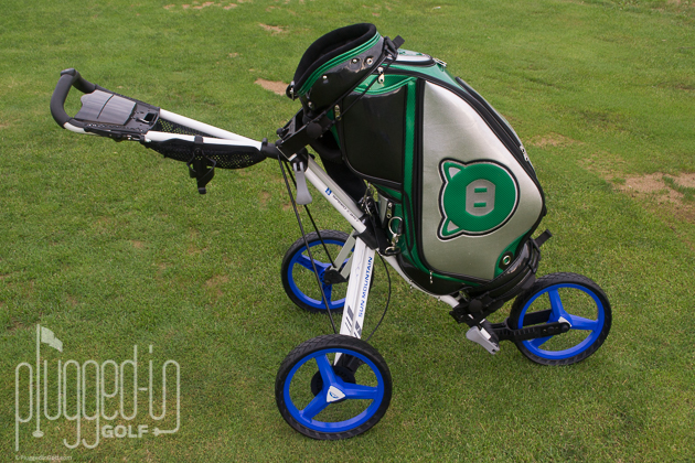 Sun Mountain Sd Cart GT Review - Plugged In Golf on