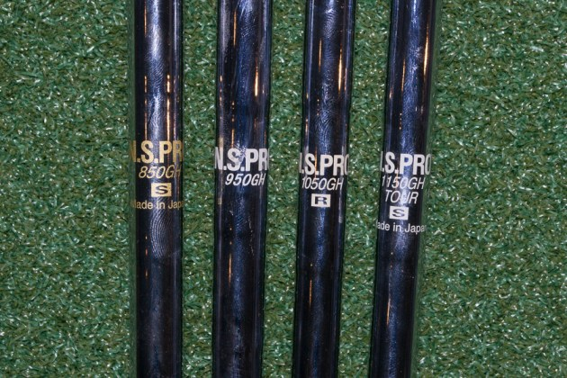 Shafts 101 - Weight - Plugged In Golf