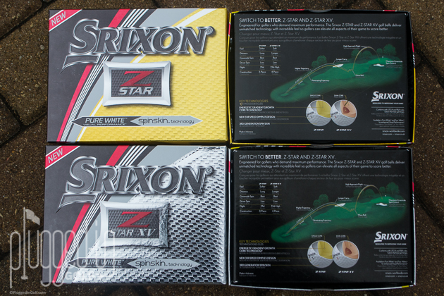Srixon Z STAR Z STAR XV Golf Ball_0020