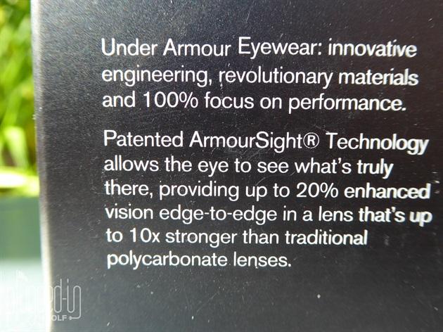UA Eyewear Octane - 40
