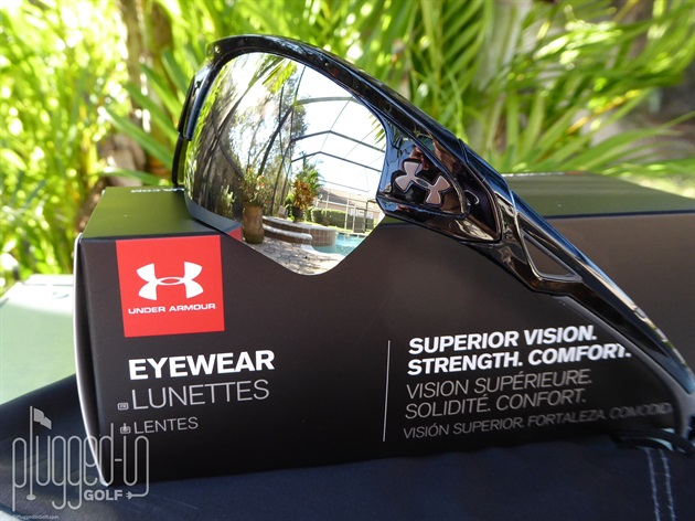 6c0b33bed8 Under Armour Eyewear UA Octane Sunglasses Review - Plugged In Golf