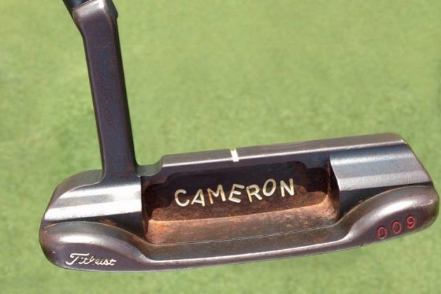 Jordan Spieth Putter Whats In The Bag