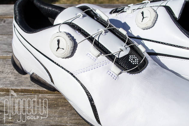 Puma TitanTour Ignite Disc Golf Shoe Review - Plugged In Golf df8d5db94