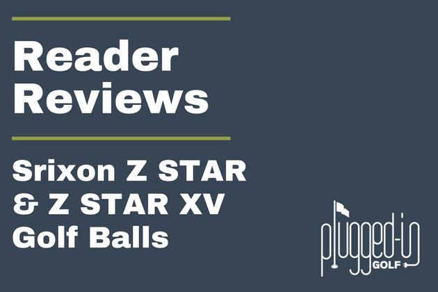 Reader Reviews Srixon Z STAR
