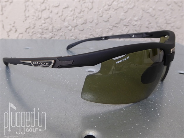 17c3a06b728 Rudy Project SYNFORM Golf Sunglasses Review - Plugged In Golf