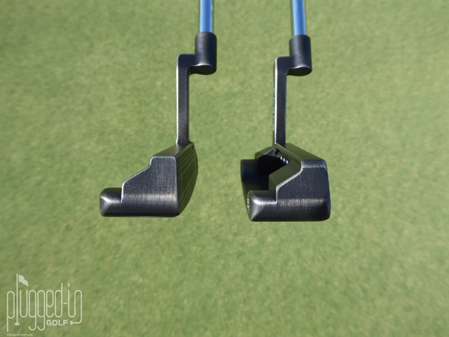 Bastain Milled Putters - 26