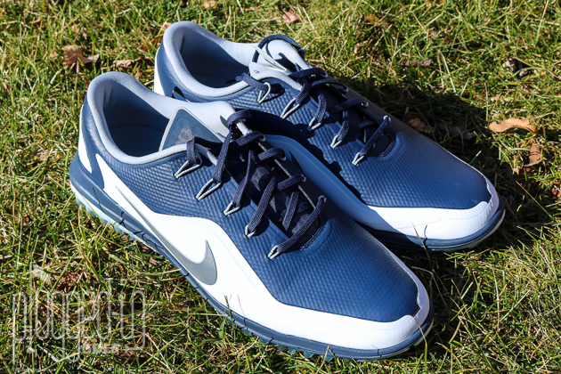 a9037f6ced946 Nike Lunar Control Vapor 2 Golf Shoe Review - Plugged In Golf