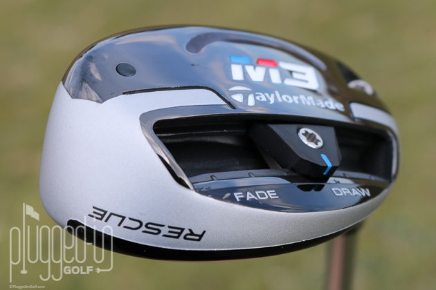TaylorMade M3 Rescue Hybrid_1334