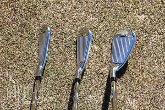 Callaway Rogue Pro Irons Review Plugged In Golf
