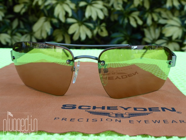 e01d1f526f Scheyden CIA Sunglasses Review - Plugged In Golf