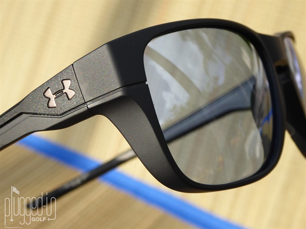 039b0a1dbb8b7 Under Armour Tuned Recovery Sunglasses Review - Plugged In Golf