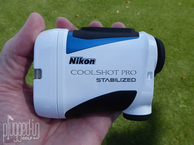 Nikon Coolshot Pro Stabilized Rangefinder Review Plugged