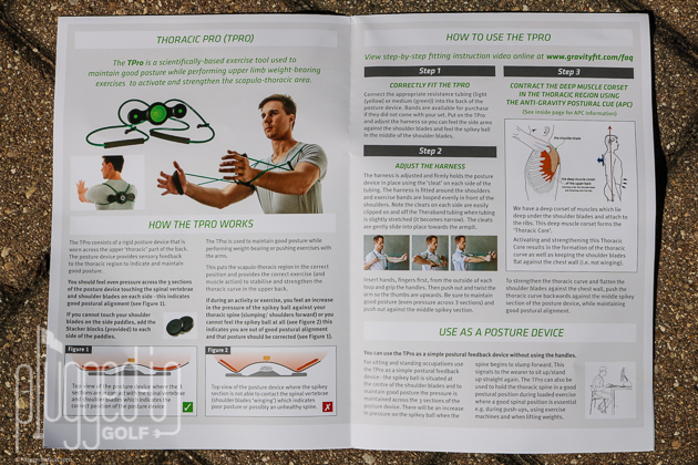 GravityFit TPro Training Aid Review - Plugged In Golf