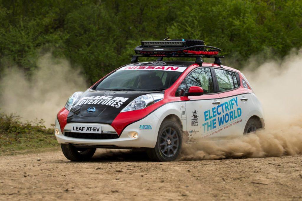 Mongol Rally 2017 (10,000 miles)
