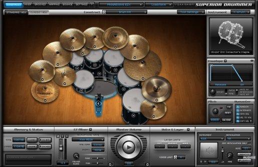 Toontrack Superior Drummer 3 v3.1.7
