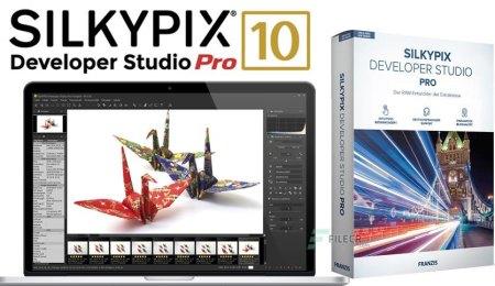 SILKYPIX Developer Studio Pro 10.0.8.0 With Crack