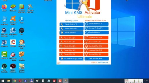 Mini KMS Activator Ultimate 2.2 With Crack