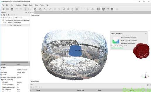 Agisoft Metashape Professional 1.7.0 Build 11539 (x64) With Crack