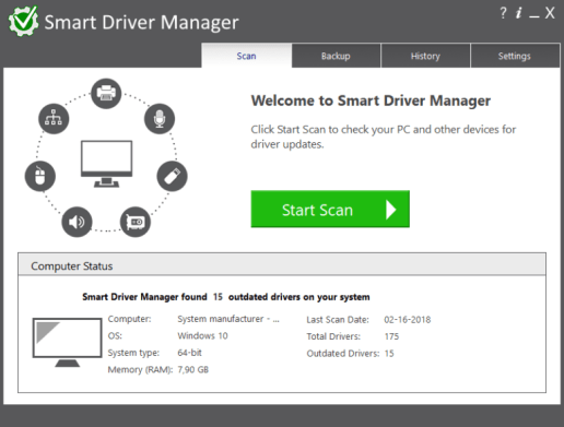 mart Driver Manager 5.2.487 With Crack