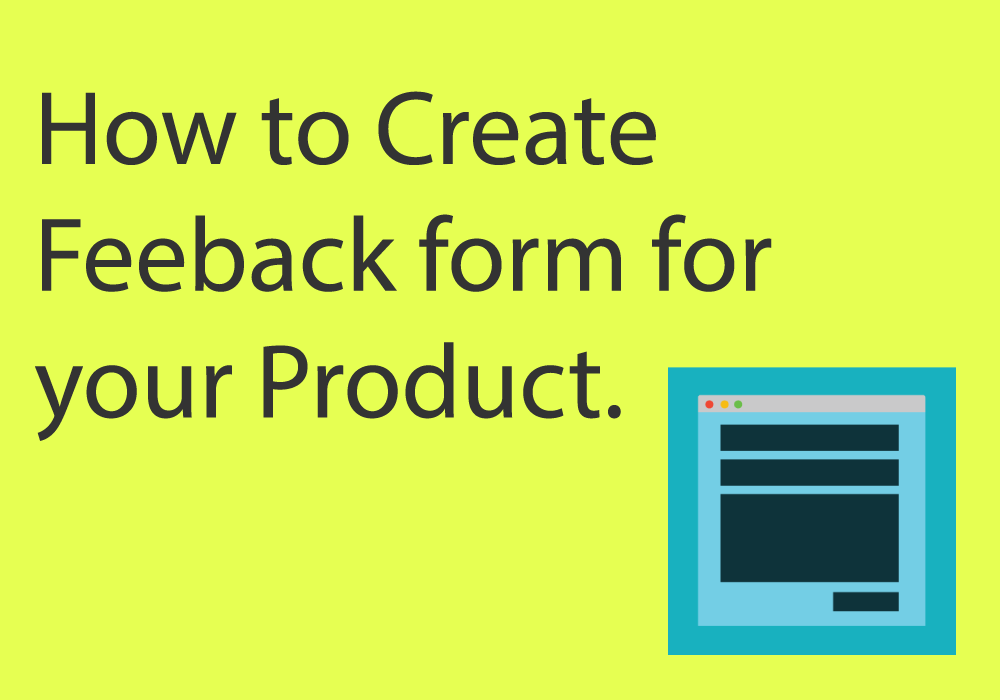 how-to-create-feedback-form