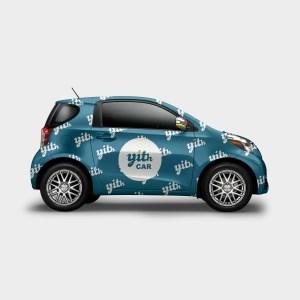 YITH Car - Blue