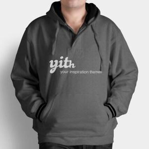 YITH Hoodie - Grey