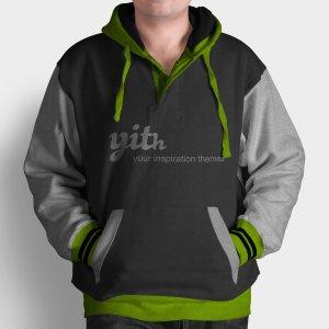 YITH Sweatshirt Black