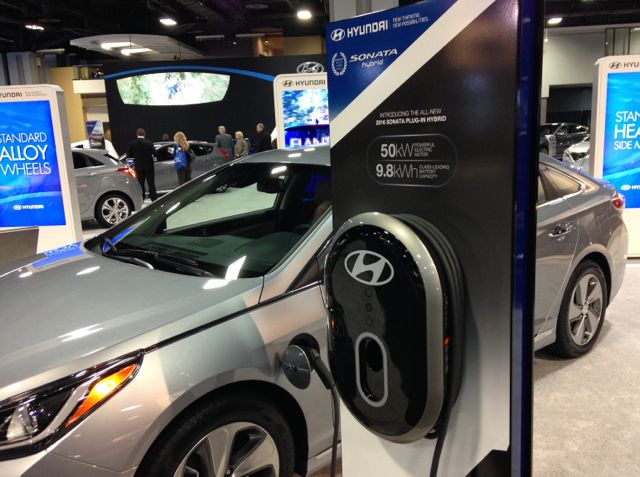 Hyundai Sonata Plug-in #WAS15
